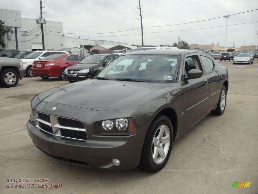 2010 Dodge Charger Sxt In Dark Titanium Metallic 165748
