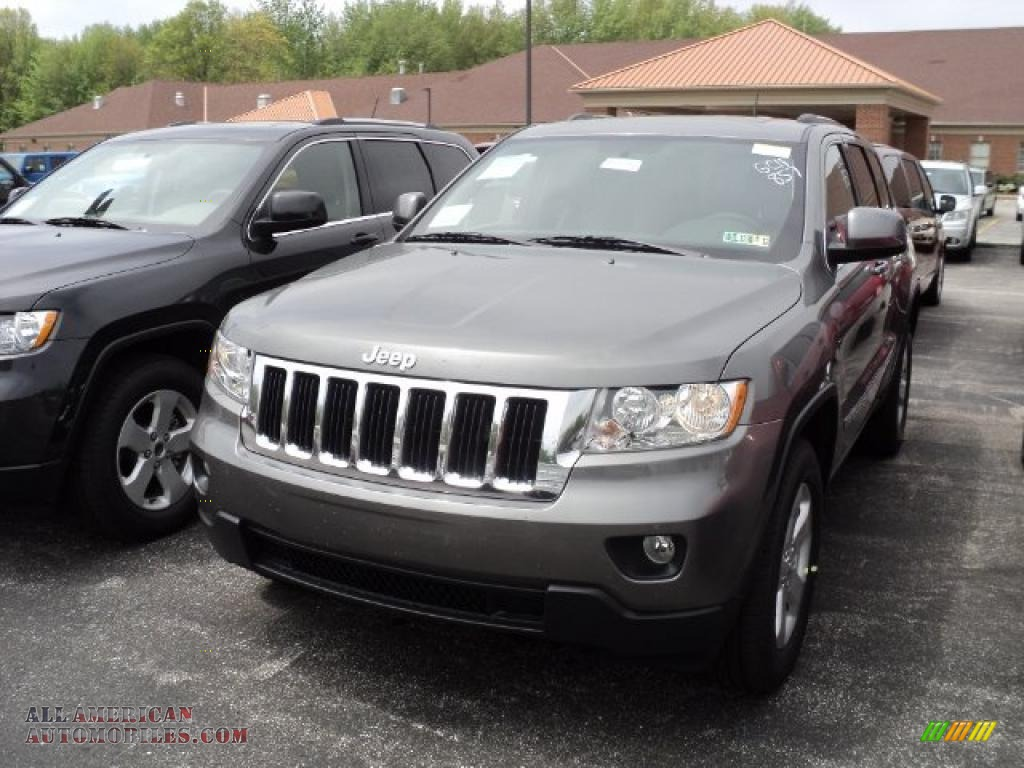 2011 jeep grand cherokee laredo x package 4x4 in mineral gray metallic 681088 all american. Black Bedroom Furniture Sets. Home Design Ideas