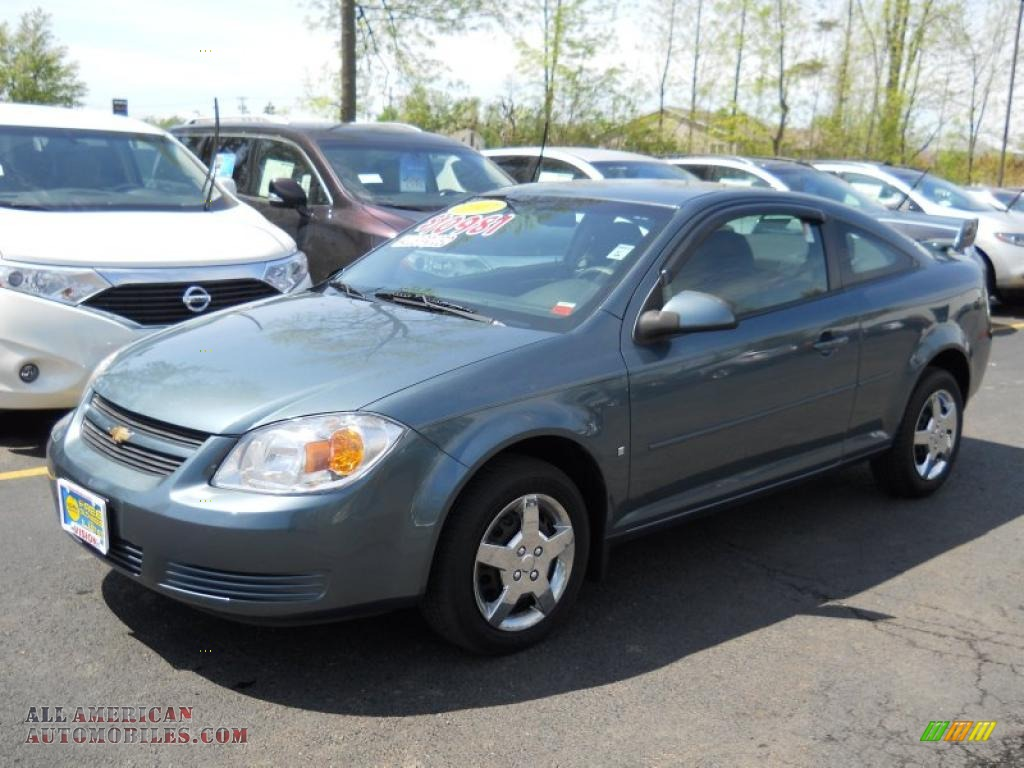 2007 chevrolet cobalt lt coupe in blue granite metallic. Black Bedroom Furniture Sets. Home Design Ideas