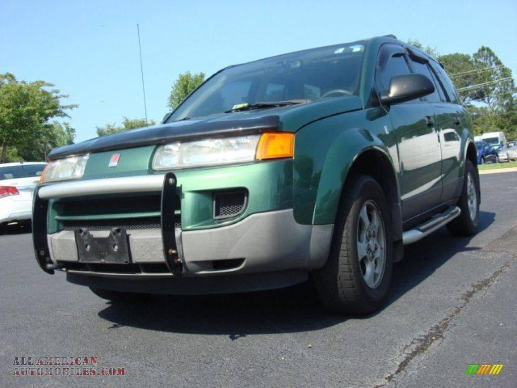 2003 saturn vue in medium green photo 3 914816 all Tysinger motor company
