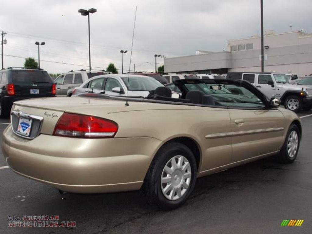 2005 chrysler sebring convertible jr in. Black Bedroom Furniture Sets. Home Design Ideas