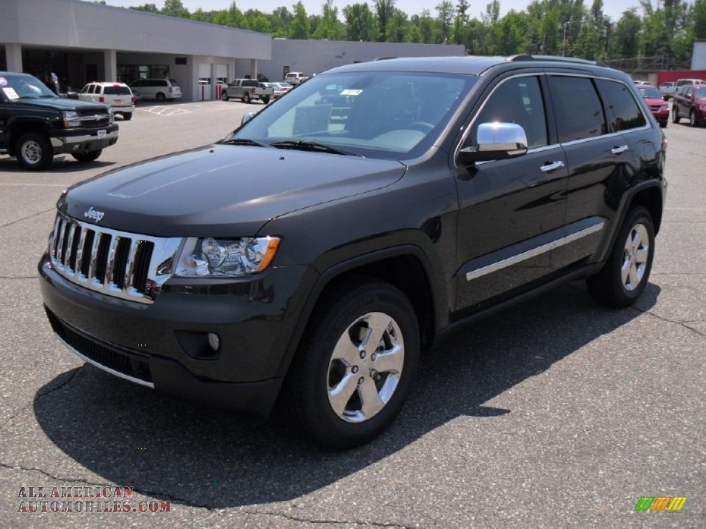 2011 jeep grand cherokee limited in dark charcoal pearl. Black Bedroom Furniture Sets. Home Design Ideas
