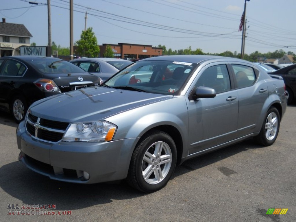 2010 dodge avenger r t in deep water blue pearl 155222 for Steve white motors inc