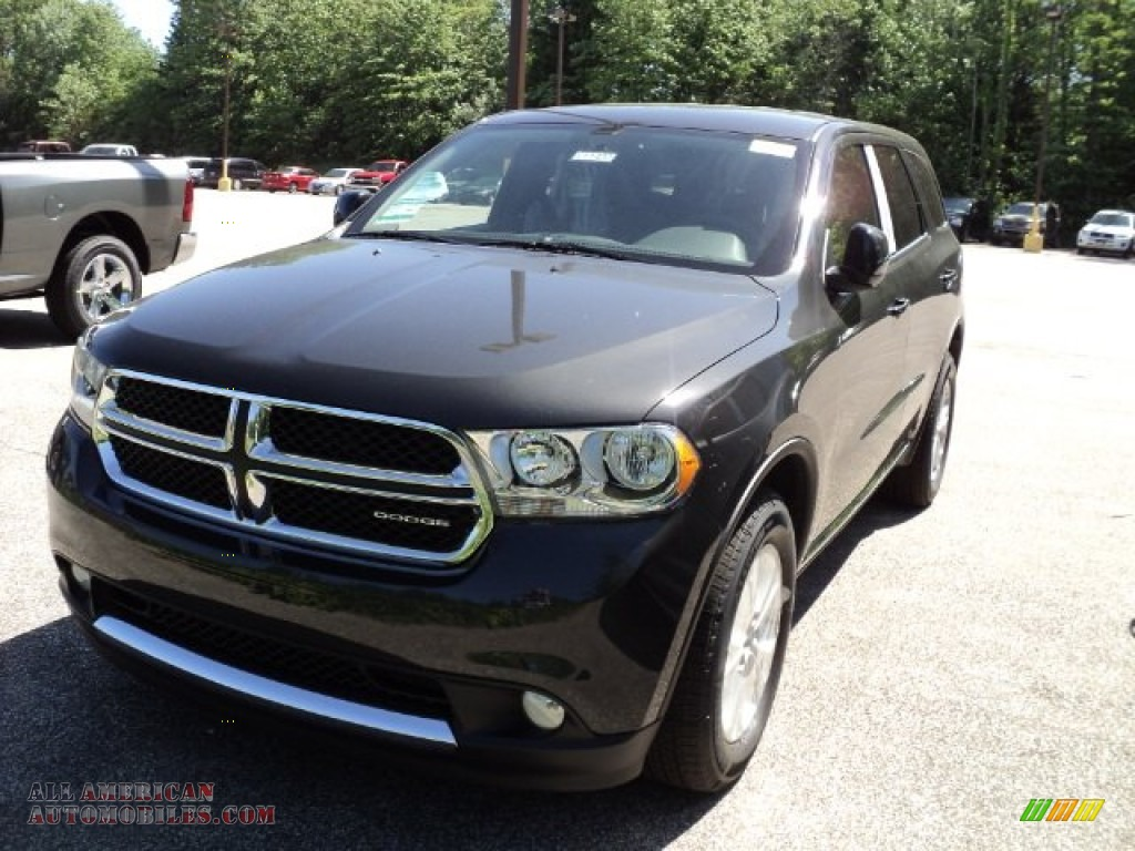 2011 dodge durango express 4x4 in dark charcoal pearl 731042 all american automobiles buy. Black Bedroom Furniture Sets. Home Design Ideas