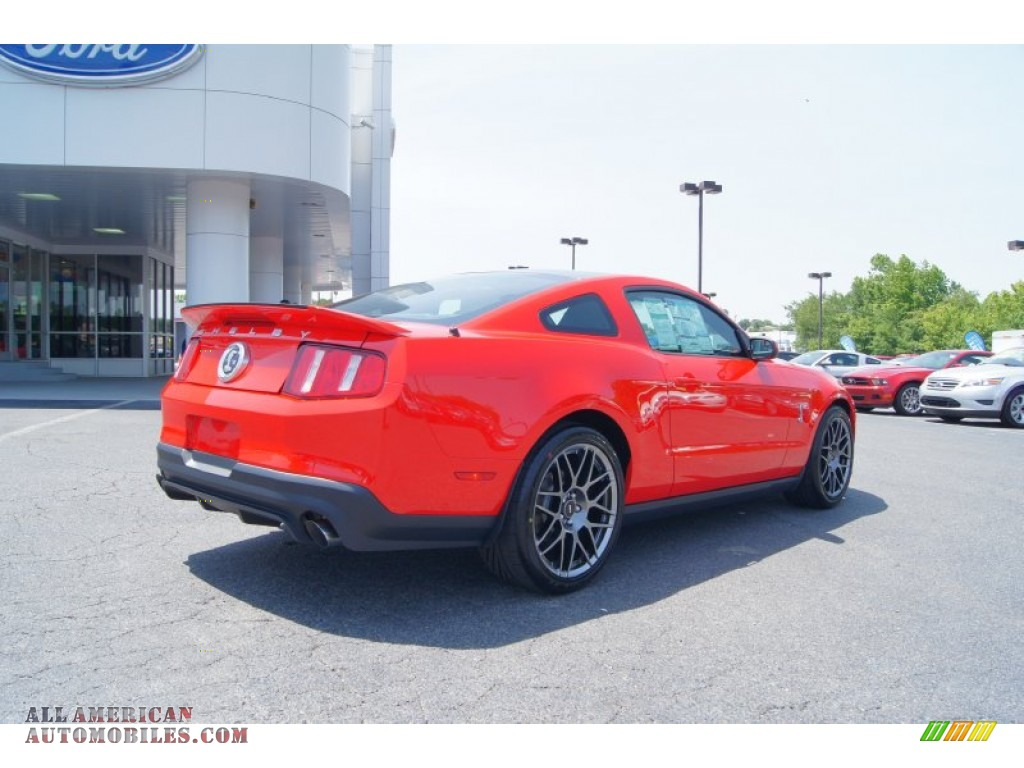 2012 ford mustang shelby gt500 svt performance package coupe in race red photo 43 217895. Black Bedroom Furniture Sets. Home Design Ideas