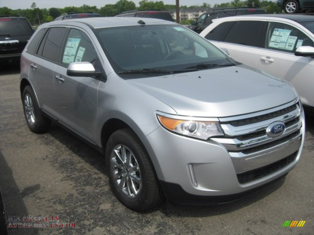 2011 ford edge limited in ingot silver metallic photo 4. Black Bedroom Furniture Sets. Home Design Ideas