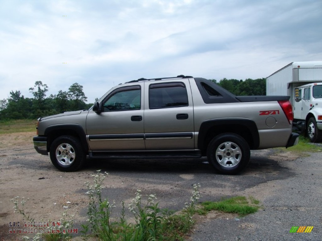 Ron Lewis Chrysler Dodge Jeep Ram Pleasant Hills >> 2003 Chevrolet Avalanche 1500 Z71 4x4 in Light Pewter Metallic photo #8 - 247068 | All American ...