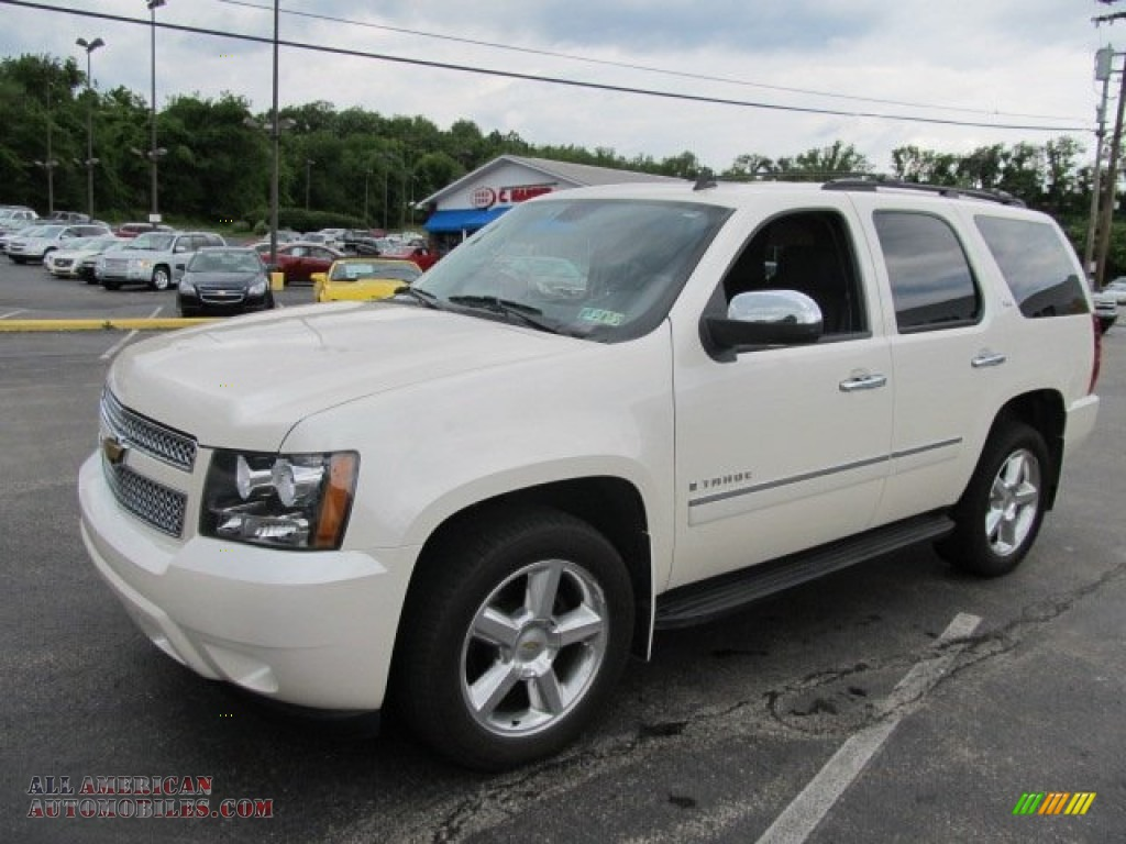 2009 chevrolet tahoe ltz 4x4 in white diamond tricoat photo 4 287325 all american. Black Bedroom Furniture Sets. Home Design Ideas