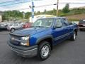 Chevrolet Silverado 1500 Z71 Extended Cab 4x4 Arrival Blue Metallic photo #5
