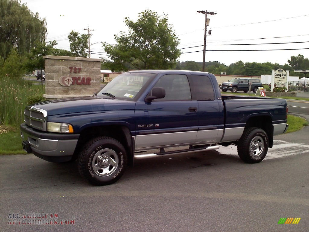 Ron Lewis Cranberry >> 2001 Dodge Ram 1500 ST Club Cab 4x4 in Patriot Blue Pearl photo #11 - 585551 | All American ...