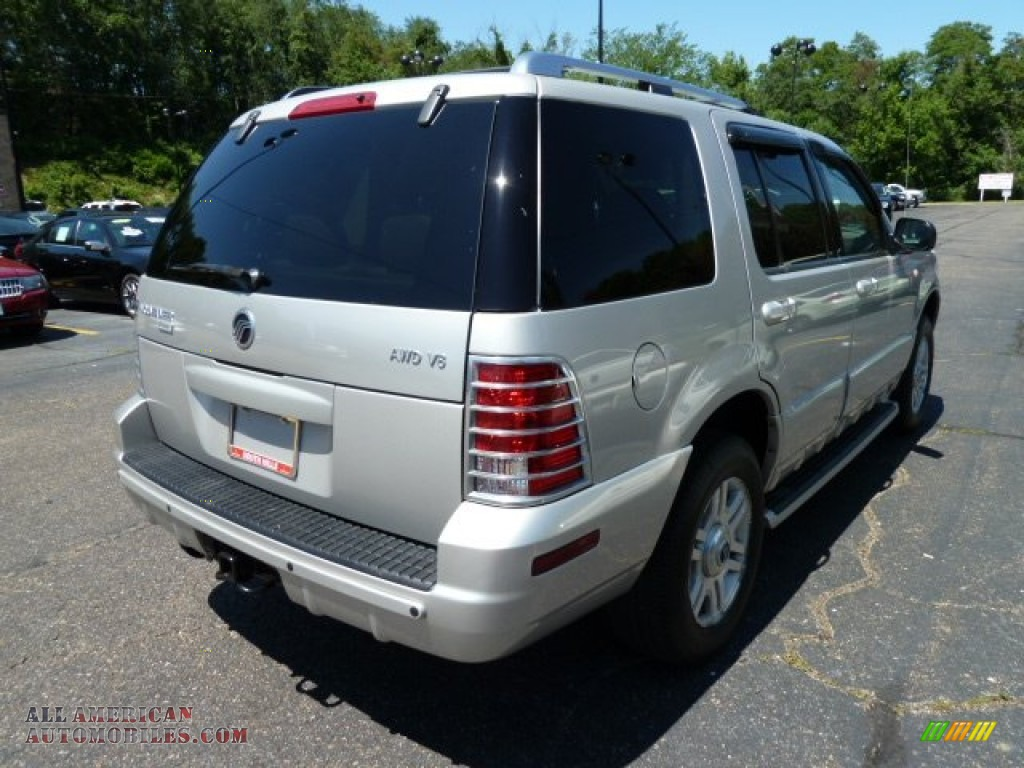 2004 mercury mountaineer v8 premier awd in silver birch metallic photo 4 j31037 all. Black Bedroom Furniture Sets. Home Design Ideas