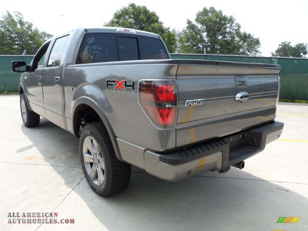 Jc Lewis Ford >> 2011 Ford F150 Fx4 Supercrew 4x4 In Sterling Grey Metallic B90671 | Bed Mattress Sale