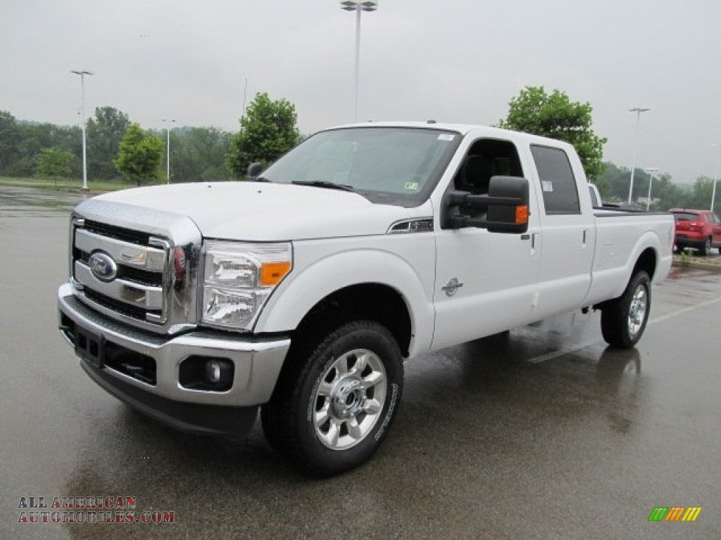 2011 ford f350 super duty lariat crew cab 4x4 in oxford white photo 6 c91280 all american. Black Bedroom Furniture Sets. Home Design Ideas