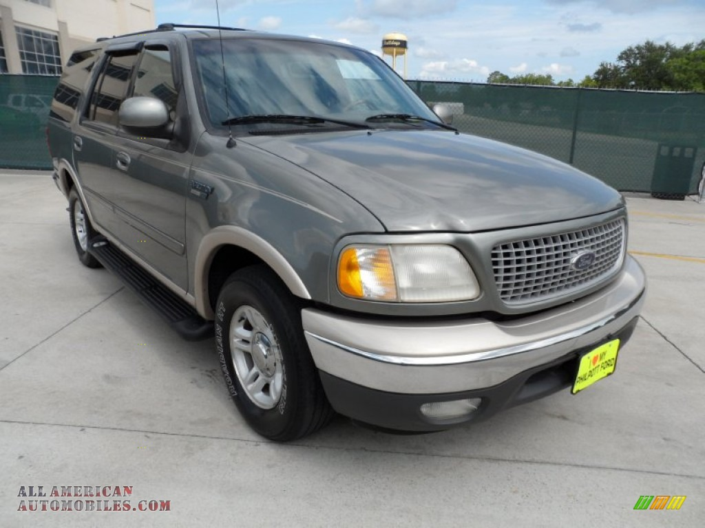 1999 ford expedition eddie bauer in spruce green metallic. Black Bedroom Furniture Sets. Home Design Ideas