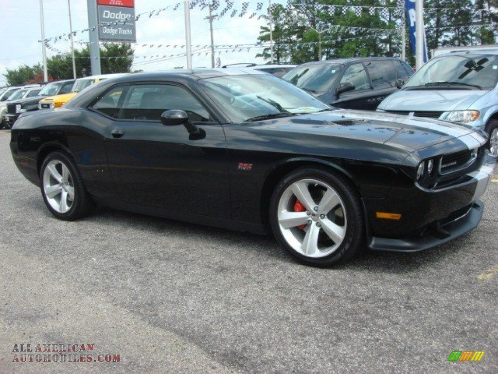 2011 dodge challenger srt8 392 in brilliant black crystal pearl photo 6 526700 all american. Black Bedroom Furniture Sets. Home Design Ideas