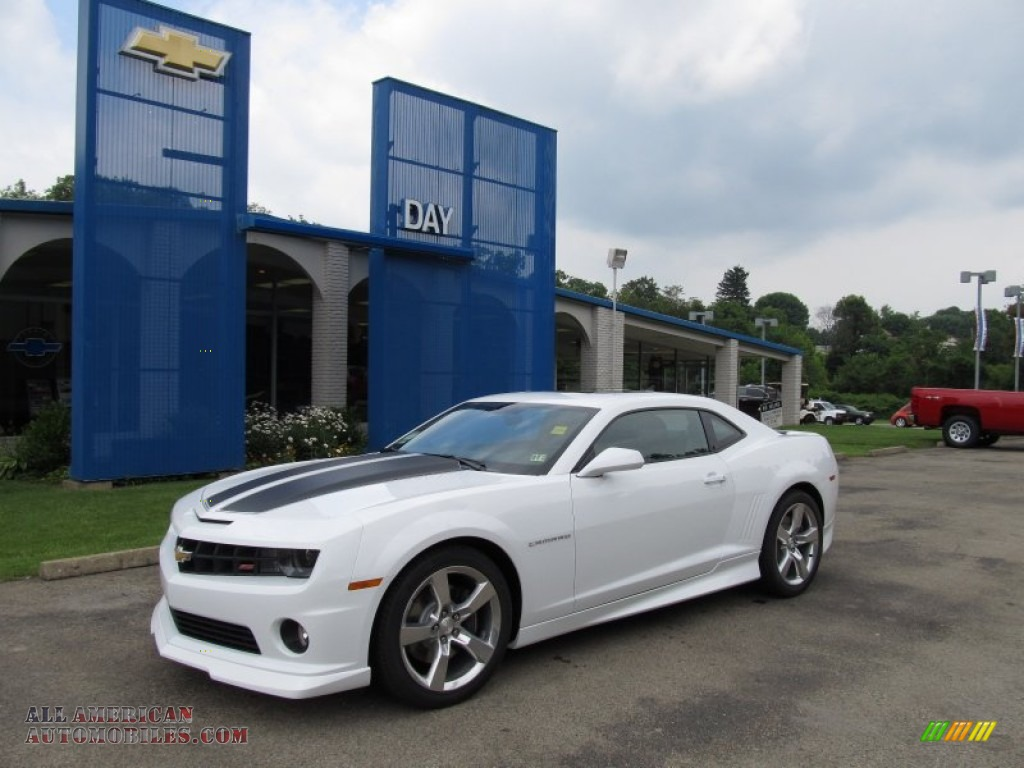 2011 chevrolet camaro ss rs coupe in summit white photo 3 212260 all american automobiles. Black Bedroom Furniture Sets. Home Design Ideas