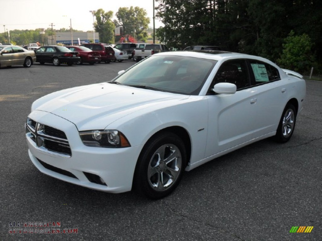2011 Dodge Charger R/T Plus in Bright White photo #29 ...