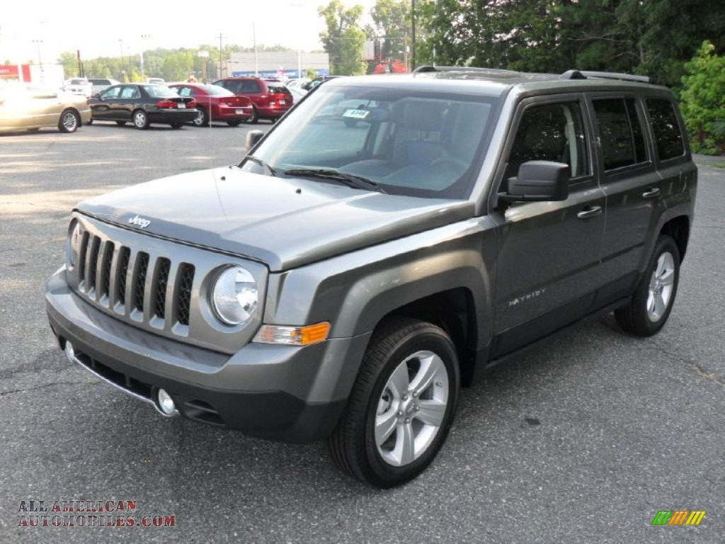 Ron Lewis Jeep >> 2011 Jeep Patriot Latitude X 4x4 in Mineral Gray Metallic - 223798   All American Automobiles ...