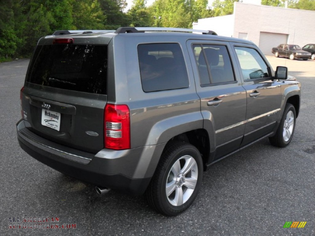 2011 jeep patriot latitude x 4x4 in mineral gray metallic. Black Bedroom Furniture Sets. Home Design Ideas