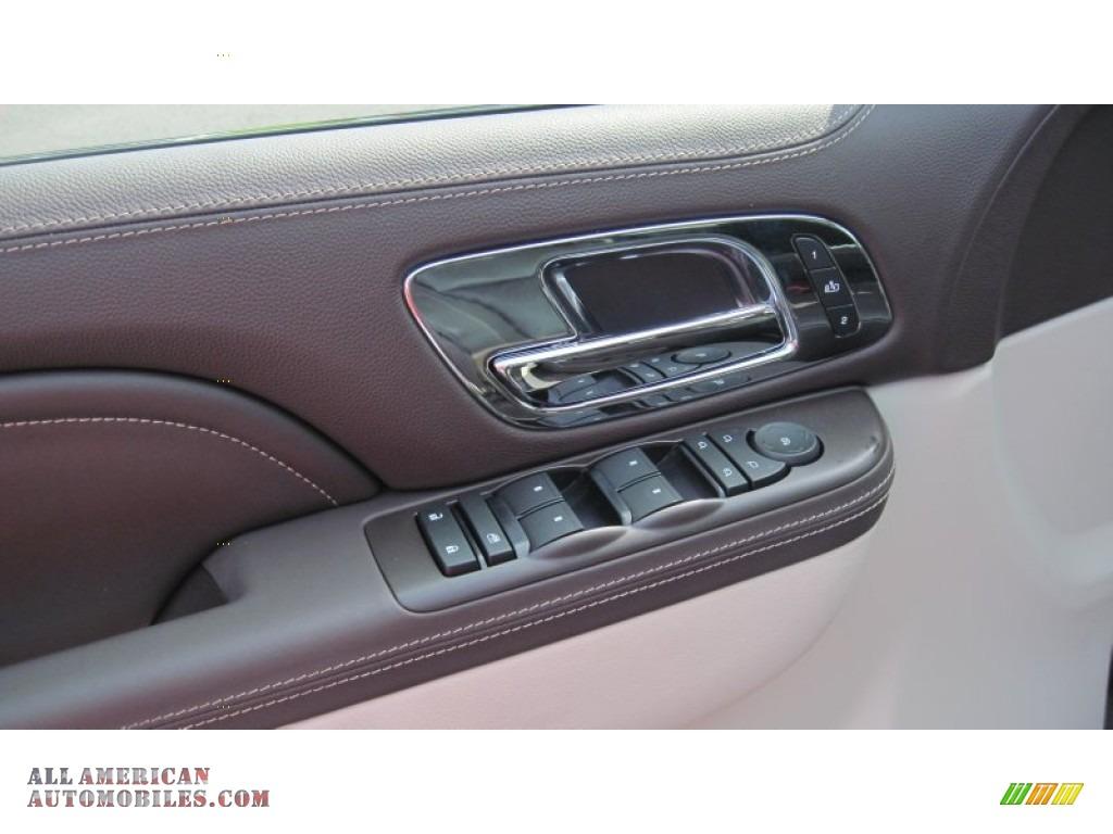 2011 Cadillac Escalade ESV Platinum AWD in Mocha Steel Metallic photo