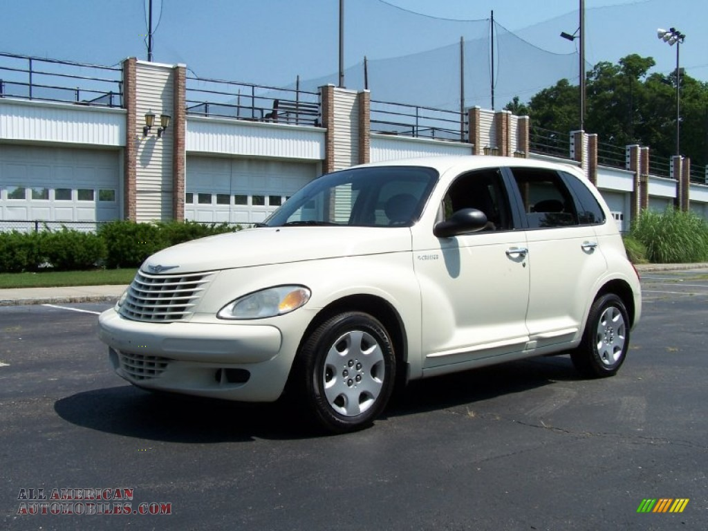 2005 Chrysler PT Cruiser in Cool Vanilla White - 622352 | All American ...
