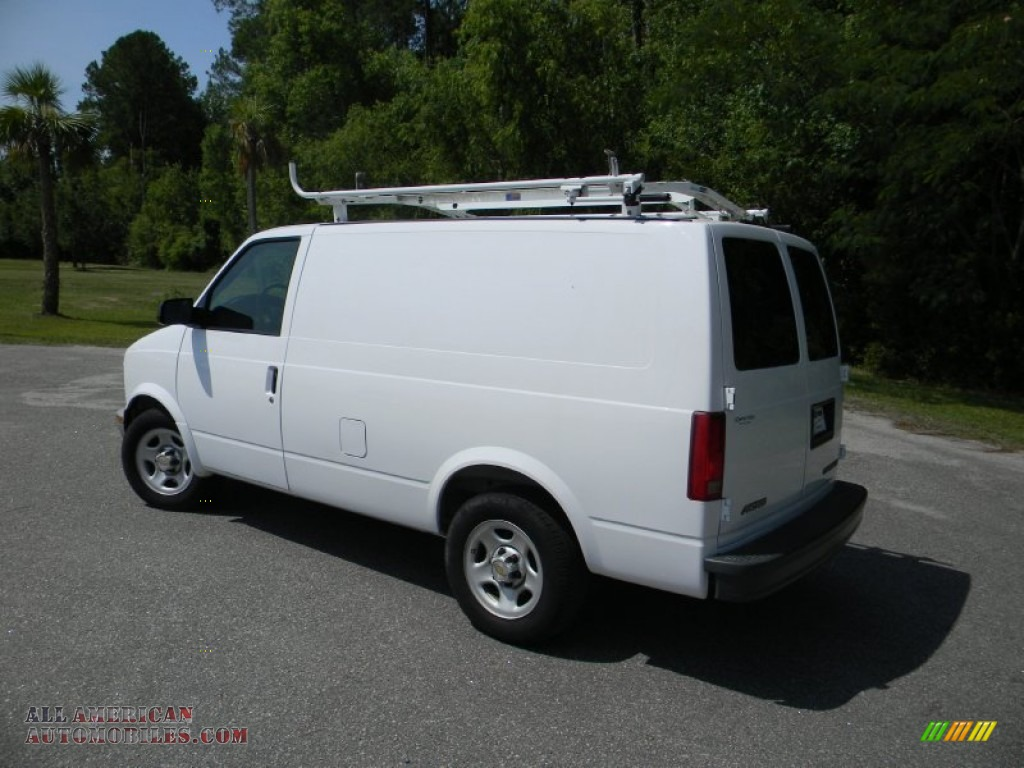2005 chevrolet astro cargo van in summit white photo 8. Black Bedroom Furniture Sets. Home Design Ideas
