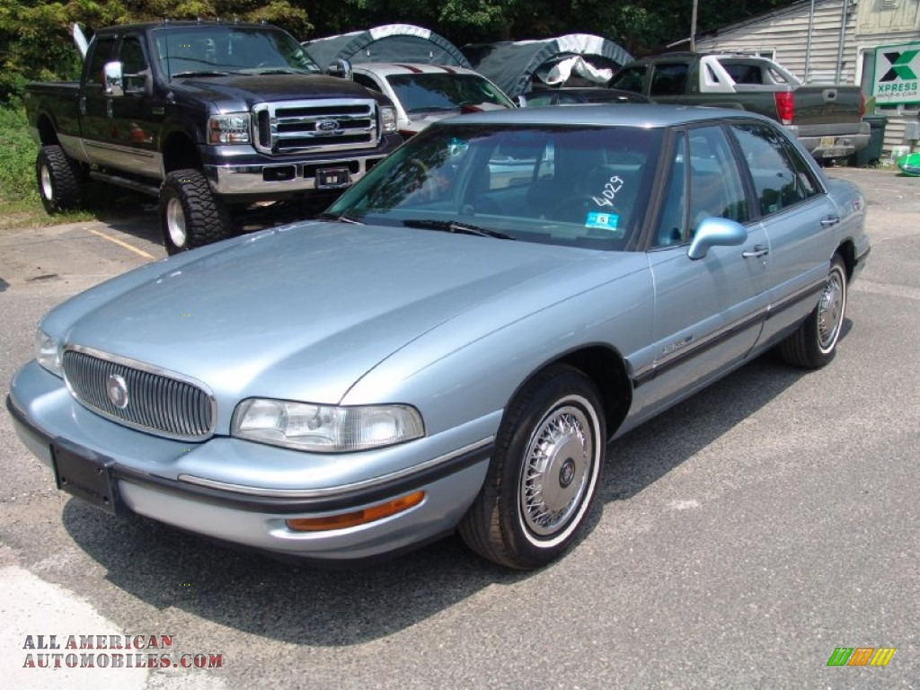 1997 Buick LeSabre Custom in Light Adriatic Blue Pearl ...