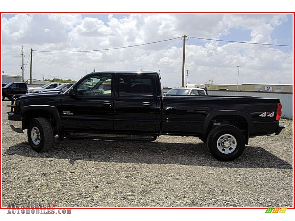 2005 chevrolet silverado 3500 crew cab lt 66l duramax. Black Bedroom Furniture Sets. Home Design Ideas