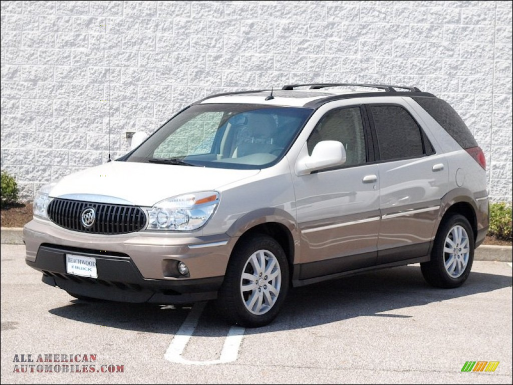 2006 buick rendezvous cxl awd in cappuccino frost metallic. Cars Review. Best American Auto & Cars Review