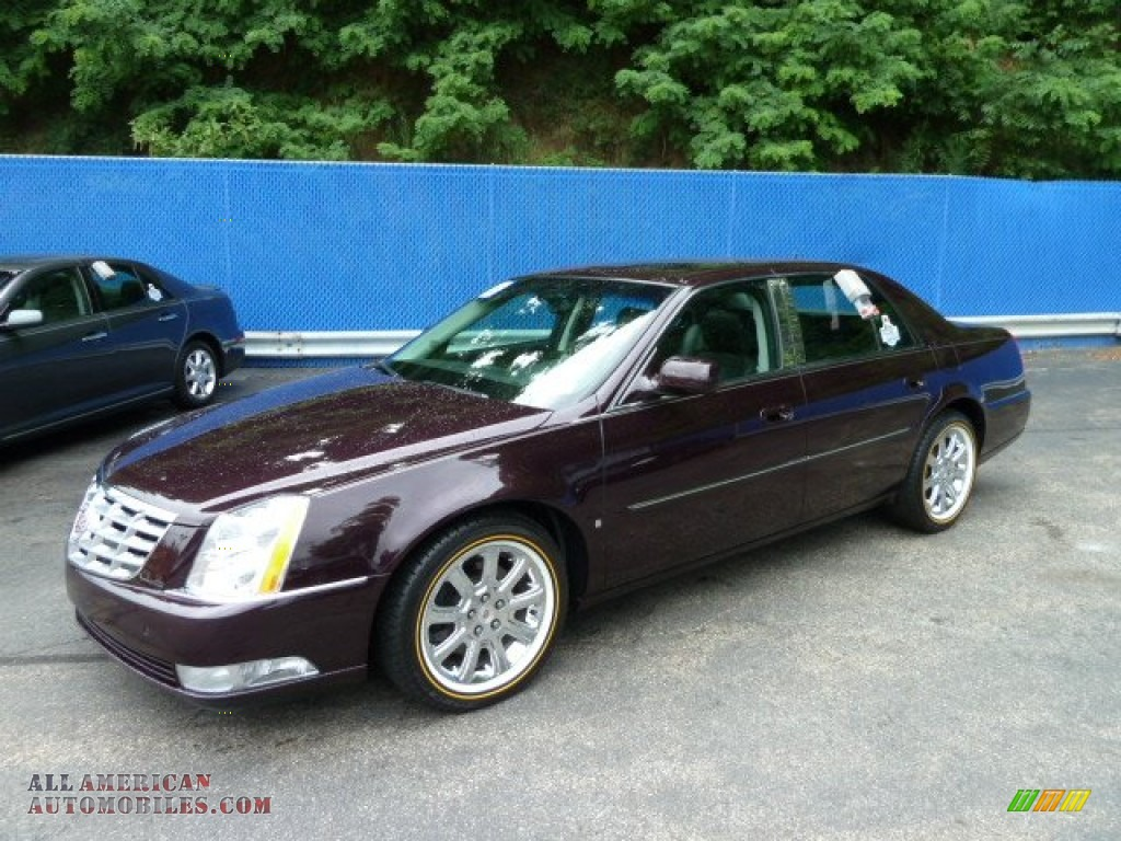 2008 Cadillac DTS in Black Cherry - 207497   All American ...