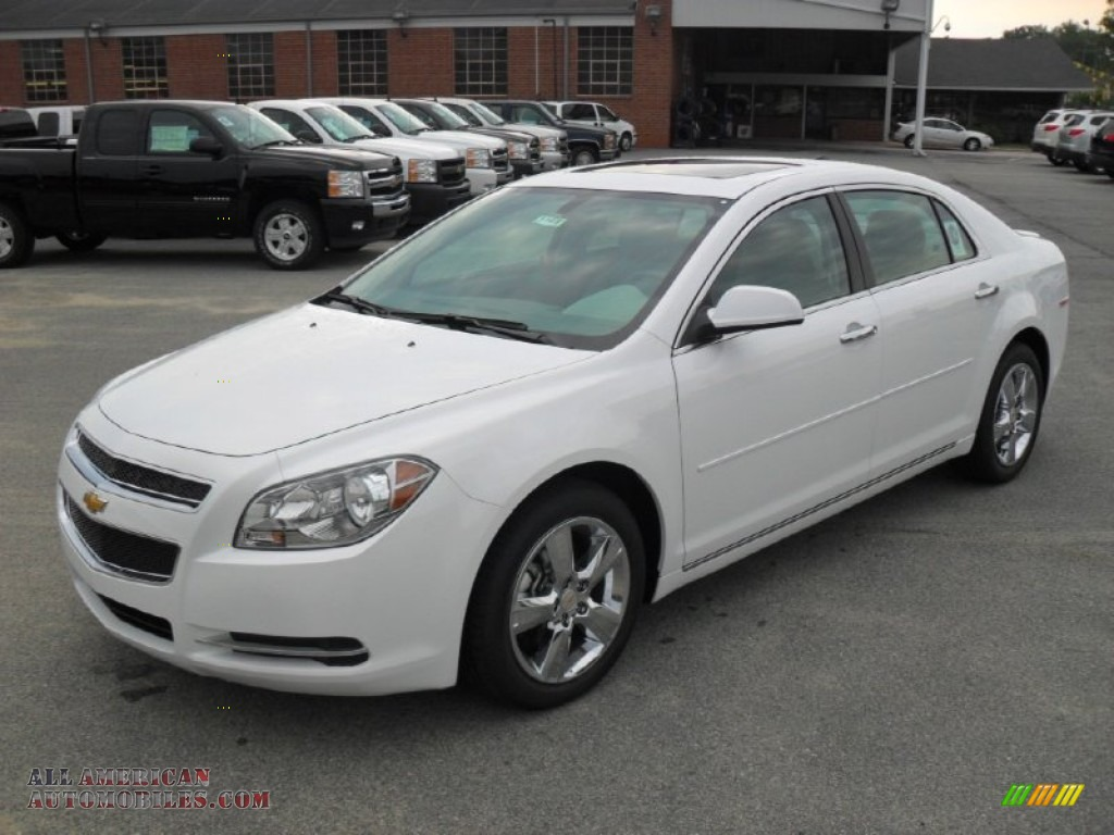 on 2011 Chevy Malibu 4 Cylinder Engine