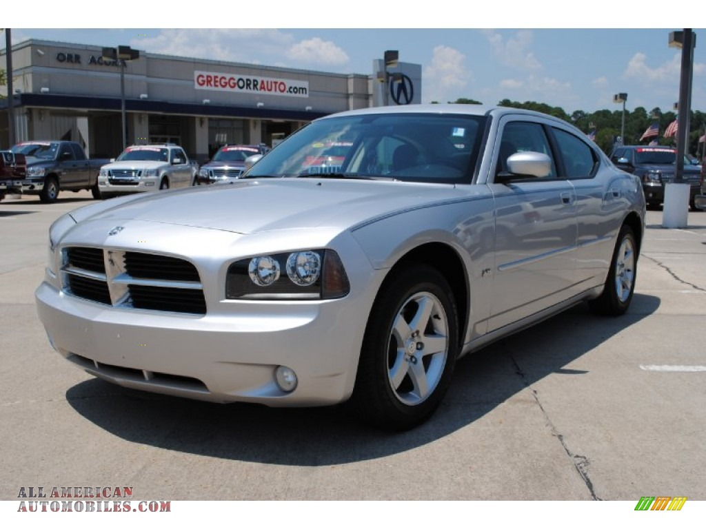 2010 dodge charger sxt in bright silver metallic 168111 for Steve white motors inc