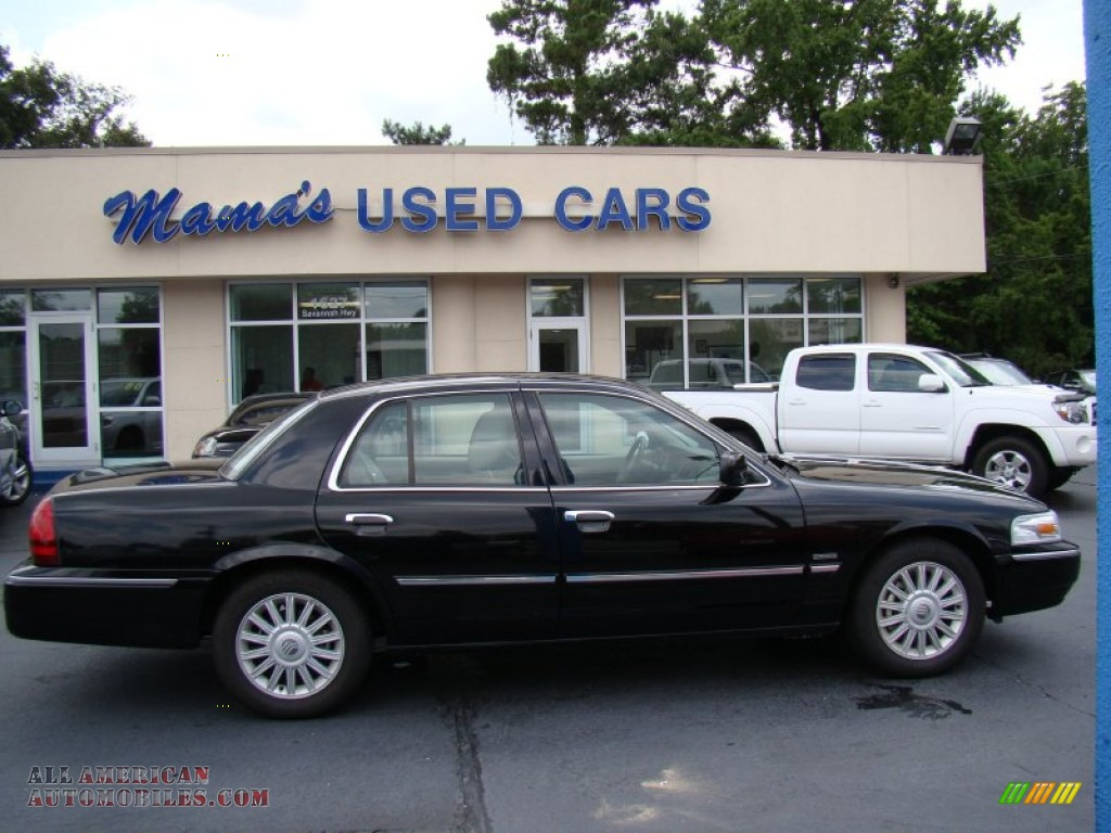 2011 mercury grand marquis ls ultimate edition in black 609822 all american automobiles