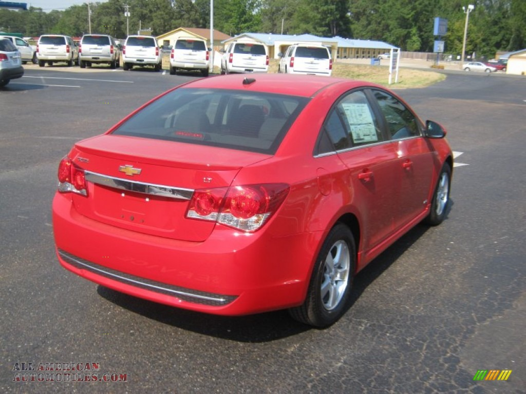 2012 chevrolet cruze lt rs in victory red photo 5 108745 all american automobiles buy. Black Bedroom Furniture Sets. Home Design Ideas