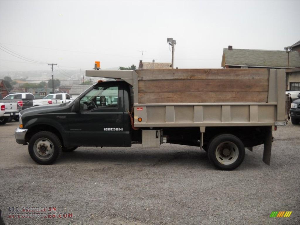 Ford f550 dimensions