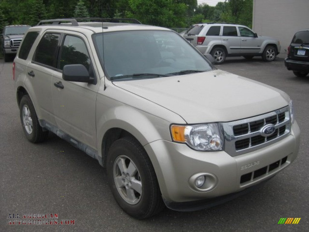 2012 ford escape limited in gold leaf metallic a34815 all american. Cars Review. Best American Auto & Cars Review