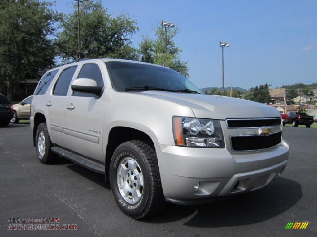 2009 chevrolet tahoe lt 4x4 in silver birch metallic. Black Bedroom Furniture Sets. Home Design Ideas