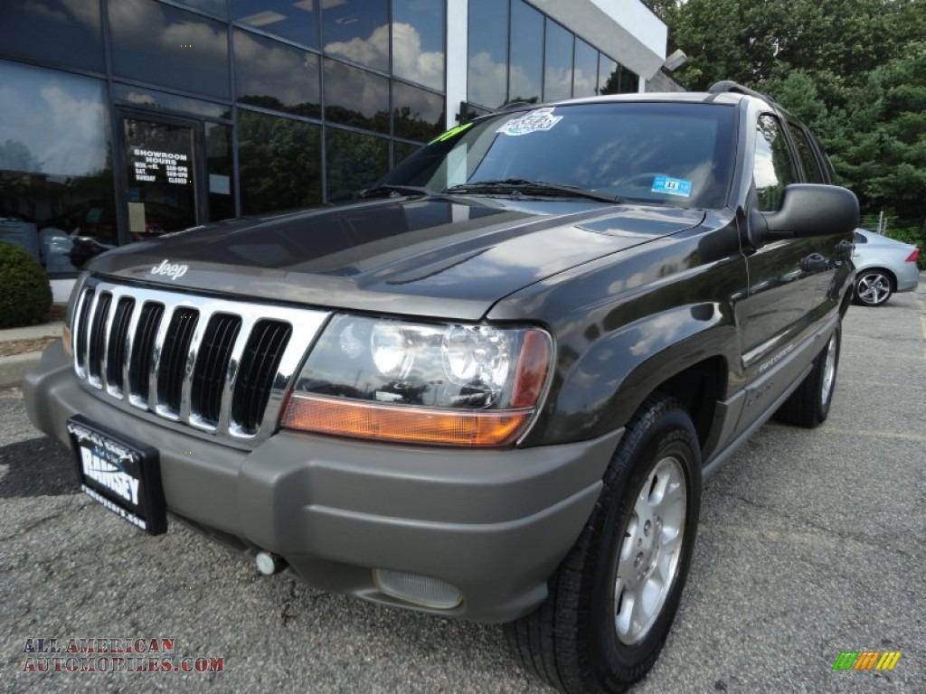 1999 jeep grand cherokee laredo 4x4 in deep slate pearl 567852 all american automobiles. Black Bedroom Furniture Sets. Home Design Ideas
