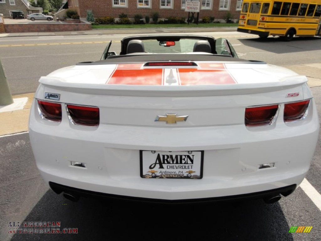 2012 chevrolet camaro ss rs convertible in summit white photo 4 100794 all american. Black Bedroom Furniture Sets. Home Design Ideas