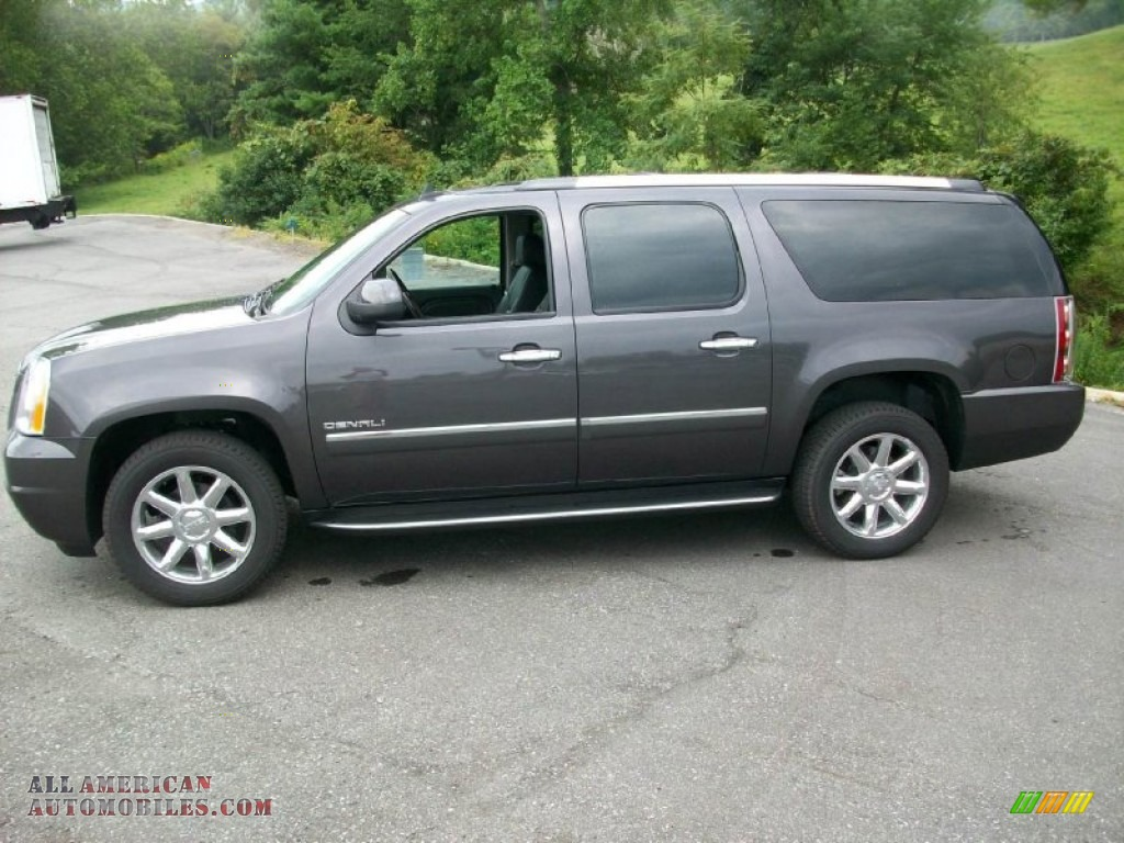 2011 gmc yukon xl denali awd in storm gray metallic photo 2 278426 all american automobiles. Black Bedroom Furniture Sets. Home Design Ideas