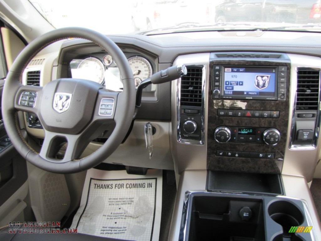 2013 Ram 3500 HD Laramie Longhorn 4X4 Mega Cab Dualie