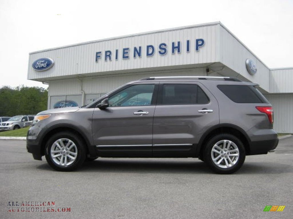 2014 Sterling Grey Ford Explorer Xlt.html | Autos Weblog