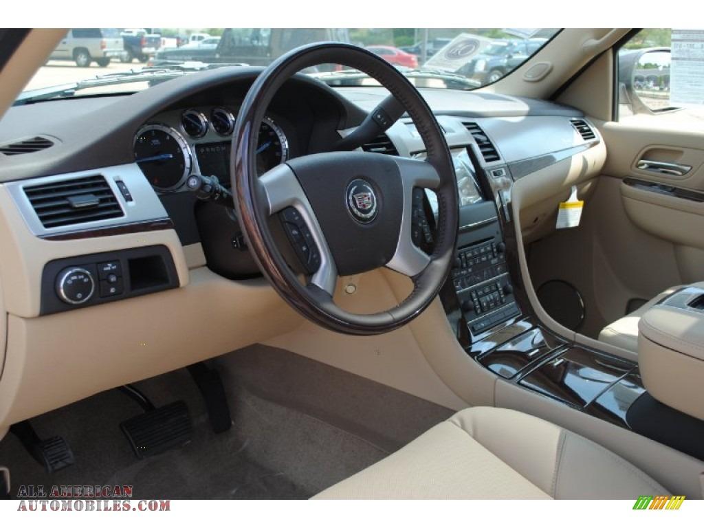 Cadillac Escalade Mocha Steel Metallic Car Interior Design