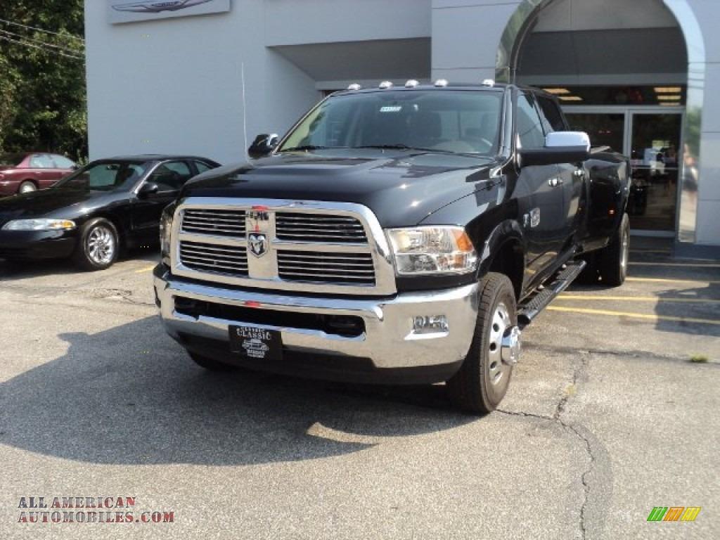 Dodge Ram 3500 Laramie Longhorn