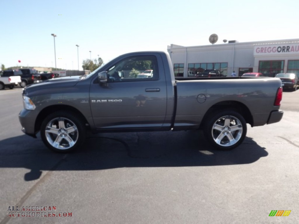 2011 dodge ram 1500 sport r t regular cab in mineral gray metallic photo 8 606860 all. Black Bedroom Furniture Sets. Home Design Ideas