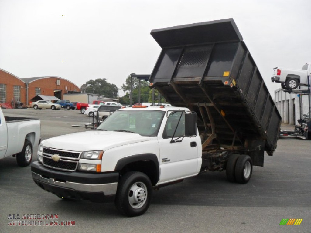 2006 Chevy 3500 Duramax For Sale