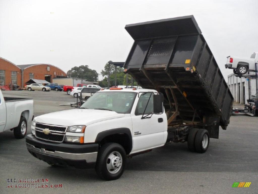 Chevy 3500 Dump : Chevrolet silverado regular cab chassis dump