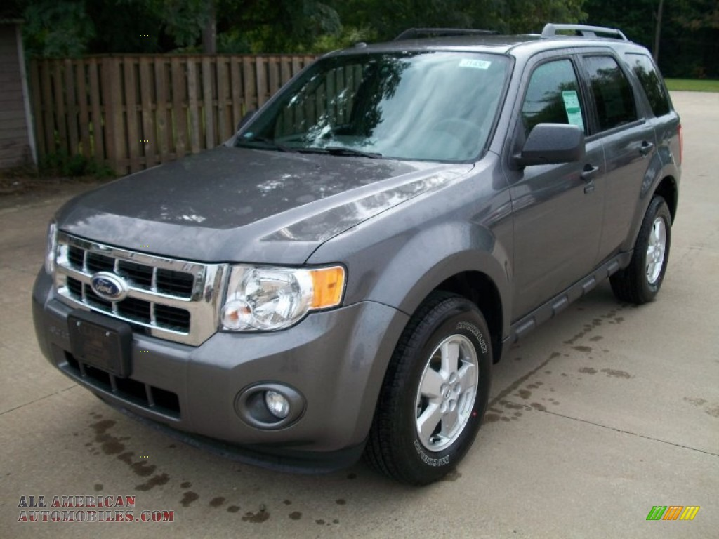 2012 ford escape xlt 4wd in sterling gray metallic a48377 all american automobiles buy. Black Bedroom Furniture Sets. Home Design Ideas
