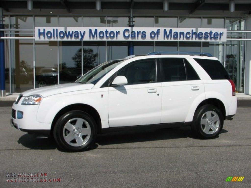 2007 saturn vue v6 awd in polar white 812311 all for Holloway motor cars manchester
