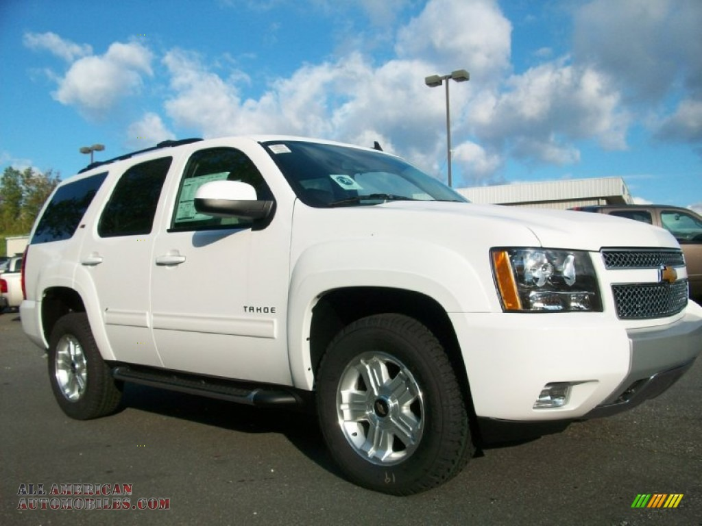 2012 chevrolet tahoe z71 4x4 in summit white photo 6 123448 all american automobiles buy. Black Bedroom Furniture Sets. Home Design Ideas
